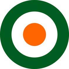 Irish Free State Air Corps Roundel (1922-1923)