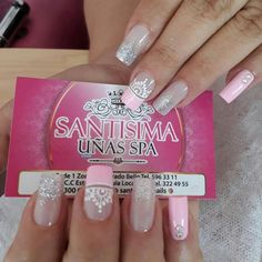 Publicación de Instagram de Cuenta Oficial☎3224955 5963311 • 15 de Ene de 2018 a las 4:06 UTC Nail Spa, Manicure And Pedicure, Pretty Designs, Toe Nail Designs, Nail Decorations, Easy Nail Art, Black Nails, Perfect Nails, Spring Nails