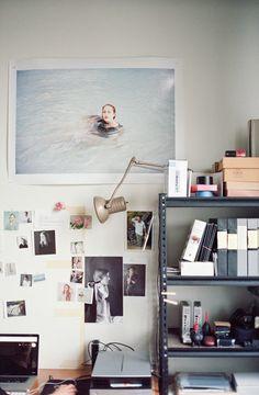 esby office space inspiration // www.esbyapparel.tumblr.com