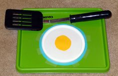 this is one of my favourite activities I have seen on this site.Farm Montessori tray: Flip an egg || Gift of Curiosity