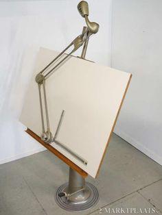 Marktplaats.nl > Nike tekentafel, Eye catcher, Billboard '40s - Huis en Inrichting - Bureaus en Bureaustoelen