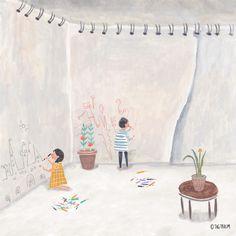 Animated Illustrations by Grafolio – Fubiz Media