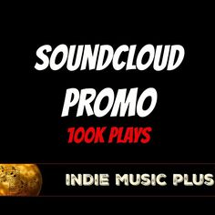 Struggling with promoting your music? Try #Soundcloud Promo - 100,000 Plays