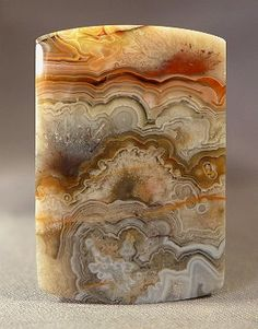 Crazy Lace Agate Cabochon by TampaBayGemShop on Etsy, $23.00
