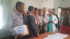 استمرار نشاط رئيس لجنة الطوارئ سفير الاتحاد للسلام والإنسانية في دمت | ADVISOR CS