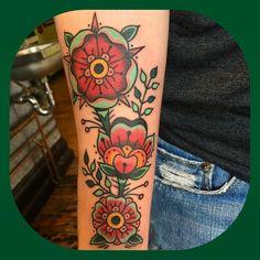 Jennifer Trok - Speakeasy Tattoo Chicago