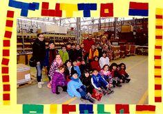 Visita 2º de primaria Colegio El Romeral