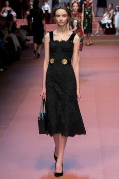 Dolce & Gabbana Outono 2015 Ready-to-Wear Moda Show: Complete Collection - Style.com