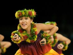 Merrie Monarch Festival hula competition begins. Watch it live online. by Sherie Char