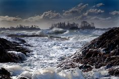 Sea Foam by Mike Thompson on 500px