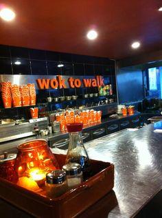 Wok to Walk en Amsterdam, Noord-Holland