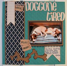 113 best ideas about Scrapbook Dog Scrapbook Layouts, Digital Scrapbooking Layouts, Scrapbook Designs, Scrapbook Sketches, Baby Scrapbook, Scrapbook Paper Crafts, Scrapbook Albums, Scrapbook Cards, Creative Memories