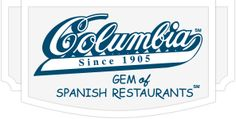 Columbia - Gem of Spanish Restaurants Sangria Tinto recipe Bean Soup Recipes, Salad Recipes, Drink Recipes, Salad Bar, Soup And Salad, 1905 Salad Recipe, Spanish Beans, Spanish Food, Chicken And Yellow Rice