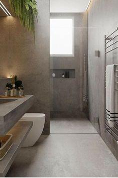 Hotel Bedroom Design, Bathroom Design Luxury, Bathroom Design Inspiration, Bad Inspiration, Dream Bathrooms, Small Bathroom, Bathroom Ideas, Mini Bad, Home Building Design