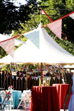 Kids carnival birthday party- i wanna do this every year!!