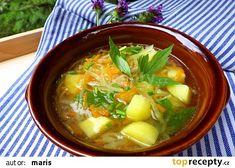 Czech Recipes, Ethnic Recipes, Cheeseburger Chowder, Ramen, Soup, Baking, Eat, Bakken, Soups