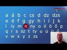 This video will help you master all the sounds of Hungarian. Note: these are not the names of the letters but how they are actually pronounced. Also check ou. Alphabet, European Languages, Hungarian Recipes, Budapest, Periodic Table, 1, Names, Letters, Education
