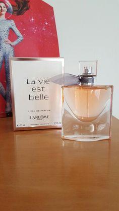 Mine <3 #lavieestbelle #perfume #sephora  #lancome
