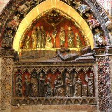 Old Cathedral Salamanca 4