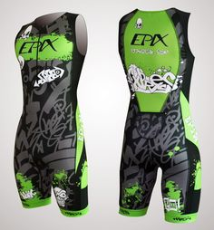 Epix Triathlon Gear, green and black Vargas Vargas Nolan colours! Triathlon Women, Sprint Triathlon, Ironman Triathlon, Triathlon Training, Best Cycling Shorts, Cycling Gear, Cycling Clothing, Triathlon Tattoo, Tri Suit