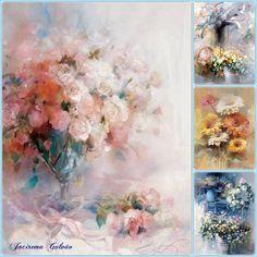 Florais - Pintura