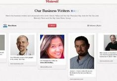 Pinterest for Journalists: For Notes, Community andStaff. Engaging readers and curating content.
