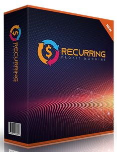 Recurring Profit Machine is a DONE FOR YOU website, software & system that includes multiple monetization methods … where you can earn simply by sharing valuable information & offers with prospects.