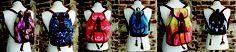 Awesome Casa Guatemala backpacks.