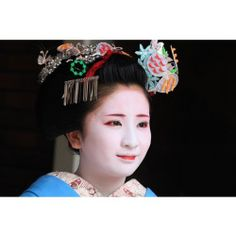 Yukiha at her first Gion Festival as maiko by @xl1200l_shizuka on Instagram