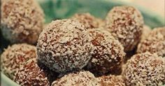 Recipe Nut Free Lunchbox Bliss Balls by Lyndathermomix, learn to make this recipe easily in your kitchen machine and discover other Thermomix recipes in Desserts & sweets.