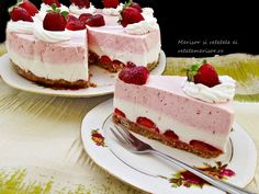 Sladké maškrty Archives - Page 4 of 38 - Recepty od babky Sweets Recipes, Baking Recipes, Cookie Recipes, Mousse, Snacks Dishes, Yogurt Cake, Hungarian Recipes, Cupcakes, Food Cakes
