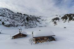 Schneeschuhtour in den Waadtländer Alpen#Villars #Chavonnes #Bretaye #snowshoeing #winter #Villars