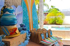 Sebastian's Surf Shack | CatchMyParty.com