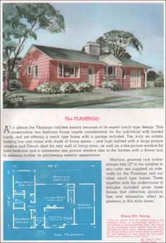 Mid Century Modern House Plans | 1950 Modern Ranch Style House Plan on 1960s contemporary home designs, glory home designs, lulu home designs, colorful home designs, gay home designs, artsy home designs, sci fi home designs, modern home designs, exotic home designs, vintage home plans designs, funky home designs, pretty home designs, love home designs, unusual home designs, polish home designs, sleek home designs, antique home designs, shower home designs, black home designs, vintage blouse designs,