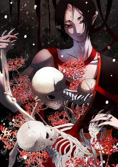 Hoozuki (Hoozuki no Reitetsu) Mobile Wallpaper - Zerochan Anime Image Board Fan Anime, Anime Guys, Anime Art, Mobile Wallpaper, Mobiles, Divas, Anime Flower, Comedy Anime, Anime Life