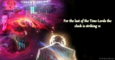 Doctor Who | for the last of the Time Lords, the clock is striking 12