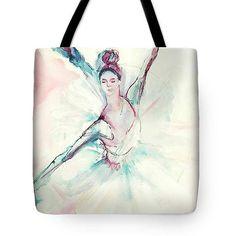 Jazz Dancer tote bag ballet Dance bag tap dance bag