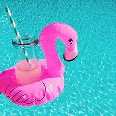 Don't forget a pool float for your Wild Turkey American Honey cocktail!