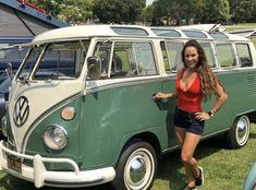 Volkswagen Transporter, T3 Vw, Volkswagen Minibus, Vw Camper Bus, Volkswagen Bus, Campers, Combi Ww, Kdf Wagen, Bus Girl