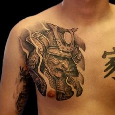 Get to witness the most amazing samurai tattoos design 2019 here. We have the most splendid art styles that will tell you all the samurai tattoo meaning as well as the samurai tattoo back,arm, and even your leg. Japan Tattoo Design, Japanese Tattoo Designs, Japanese Sleeve Tattoos, Mascara Samurai Tattoo, Samurai Mask Tattoo, Glyph Tattoo, Tattoo Fonts, Chest Tattoo, Back Tattoo
