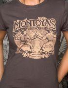 Montoya's School of Fencing Premium Tee