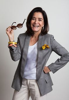 Gloria Kalil (Foto: Lufe Gomes)