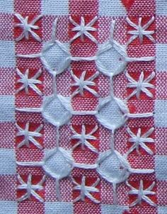 Years ago I bought some Gingham fabric with hearts. I'm not sure what I wanted to make, but now was the time to use it for the first challen...