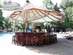 Hotel Bor - bar na plaži