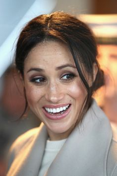 Meghan Markle Photos - Prince Harry and Meghan Markle visit Catalyst Inc, Northern Ireland?s next generation science park, to meet young entrepreneurs and innovators on March 23, 2018 in Belfast, Nothern Ireland. - Prince Harry And Meghan Markle Visit Northern Ireland