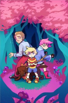 V Games, Cute Games, Funny Games, Mother 3, Mother Earth, Mother Games, Anime Undertale, Saga, Video Game Art