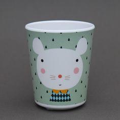 passe au lave-vaisselle Gobelet mignon /« oursons /» sans BPA !