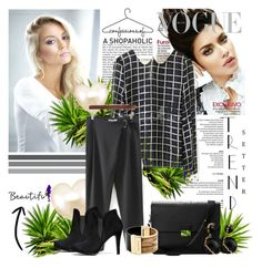 """""""Beautifulhalo   7"""" by nedim-848 ❤ liked on Polyvore featuring GE, Aspinal of London, Michael Kors and beautifulhalo"""