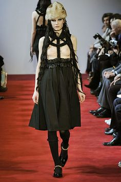 Comme des Garçons | Fall 2008 Ready-to-Wear Collection | Style.com