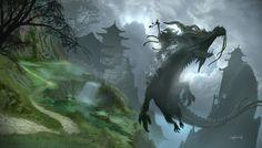 Pandaria (World of Warcraft). by d1eSELxxxx on deviantART